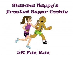 sugar cookie running