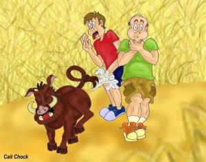 farting warthog
