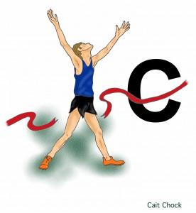 boy cross country runner