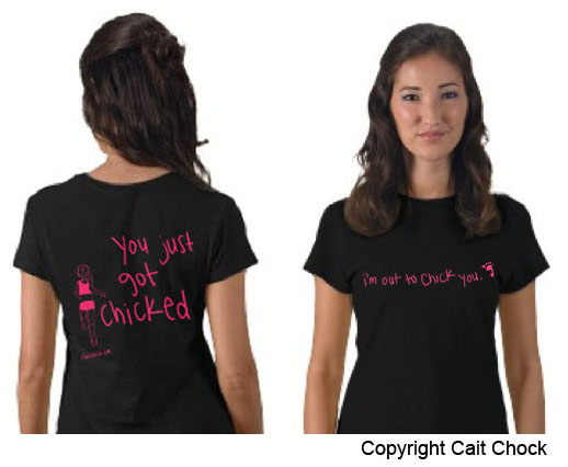 arty runnerchick shirts