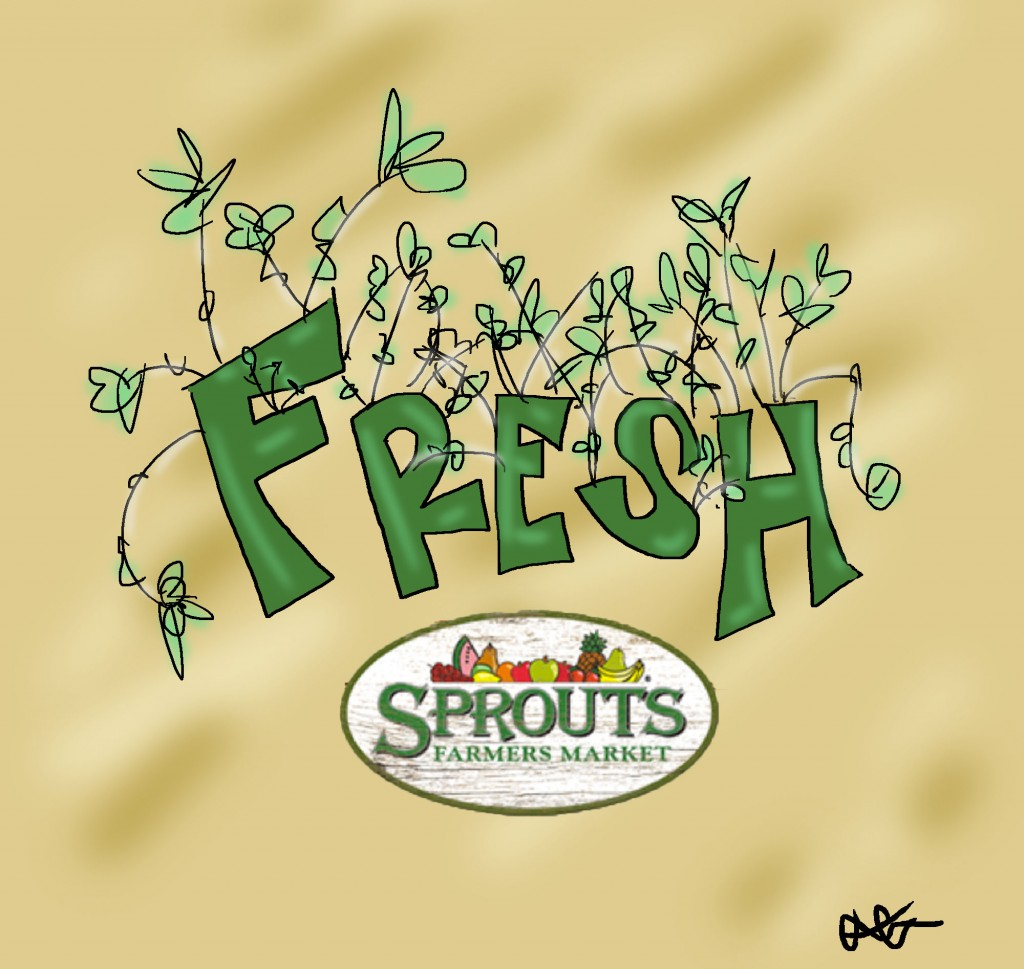 fresh food sprouts