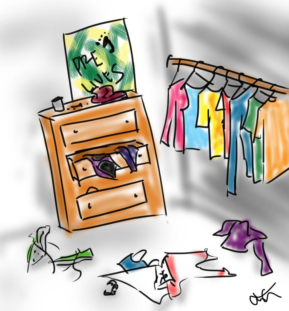 runner's closet