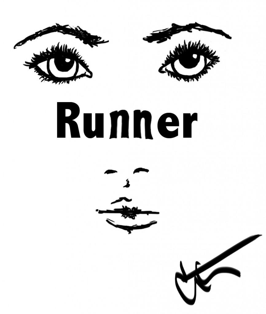 runner face