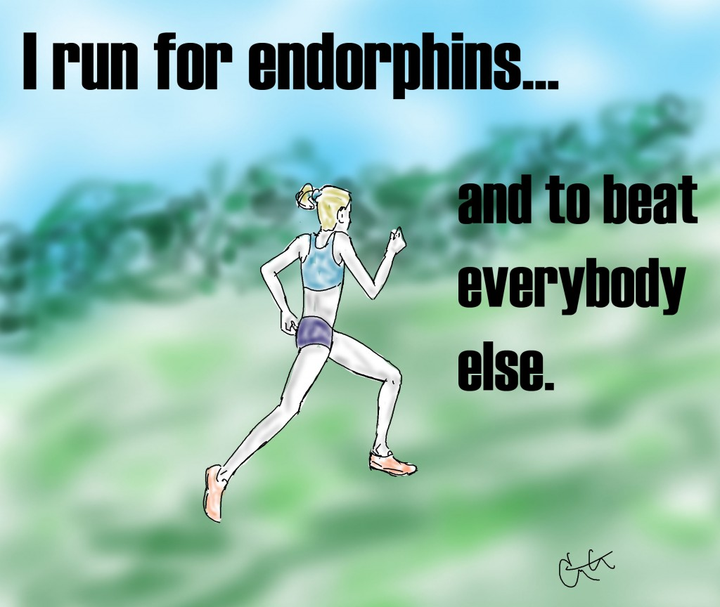 run to endorphins