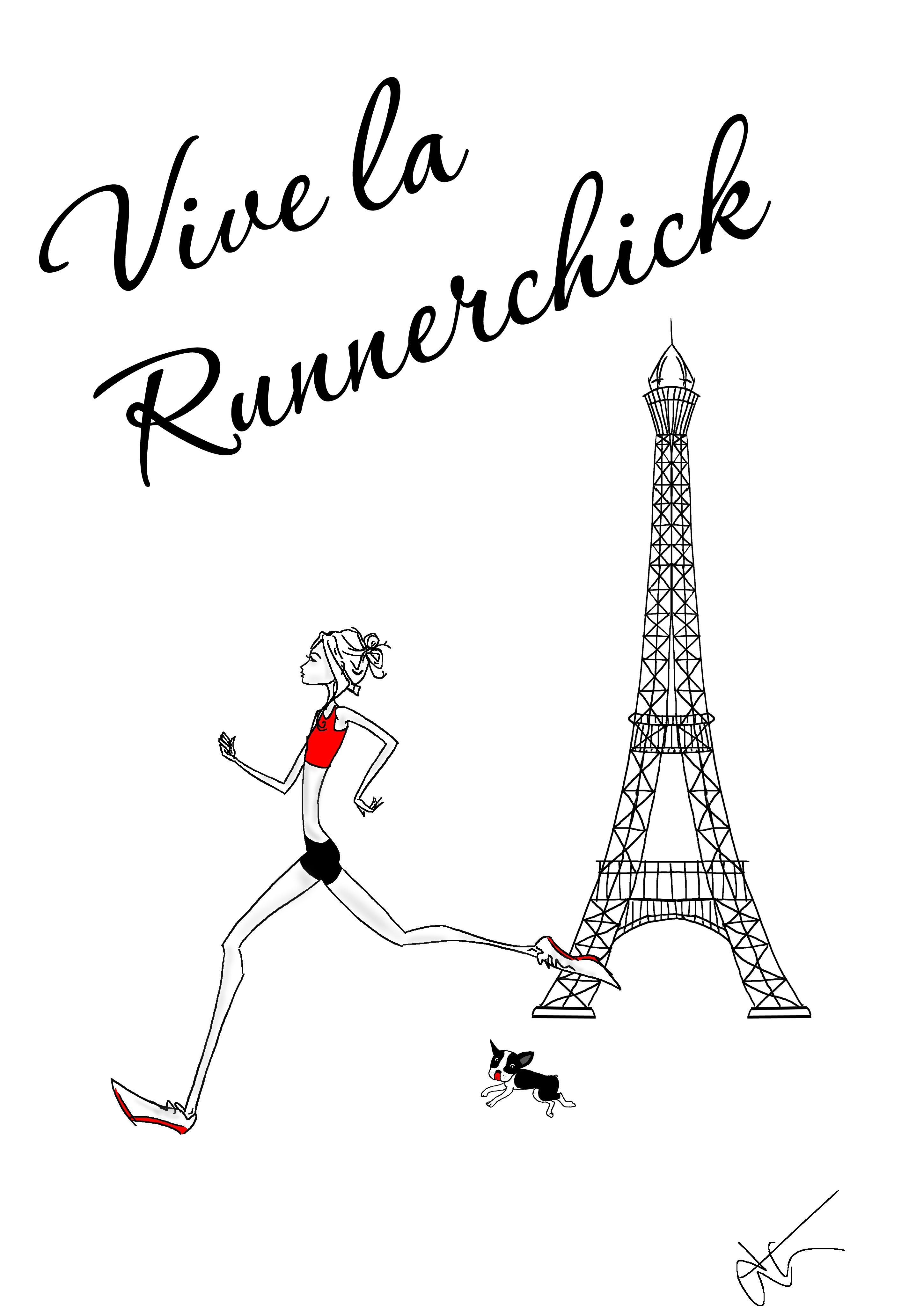 vive la runnerchick