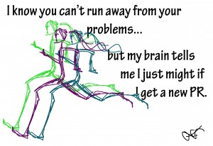 run from problems