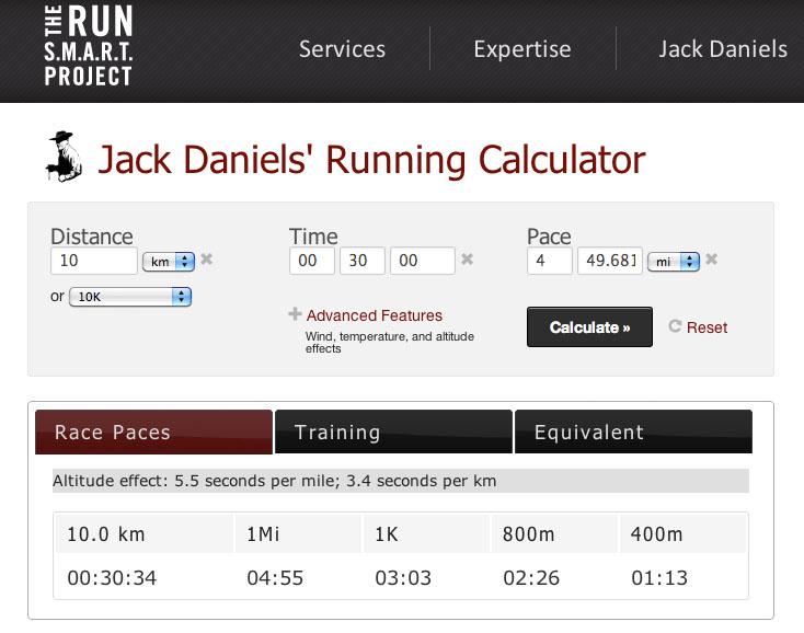 jack daniels plan a pdf