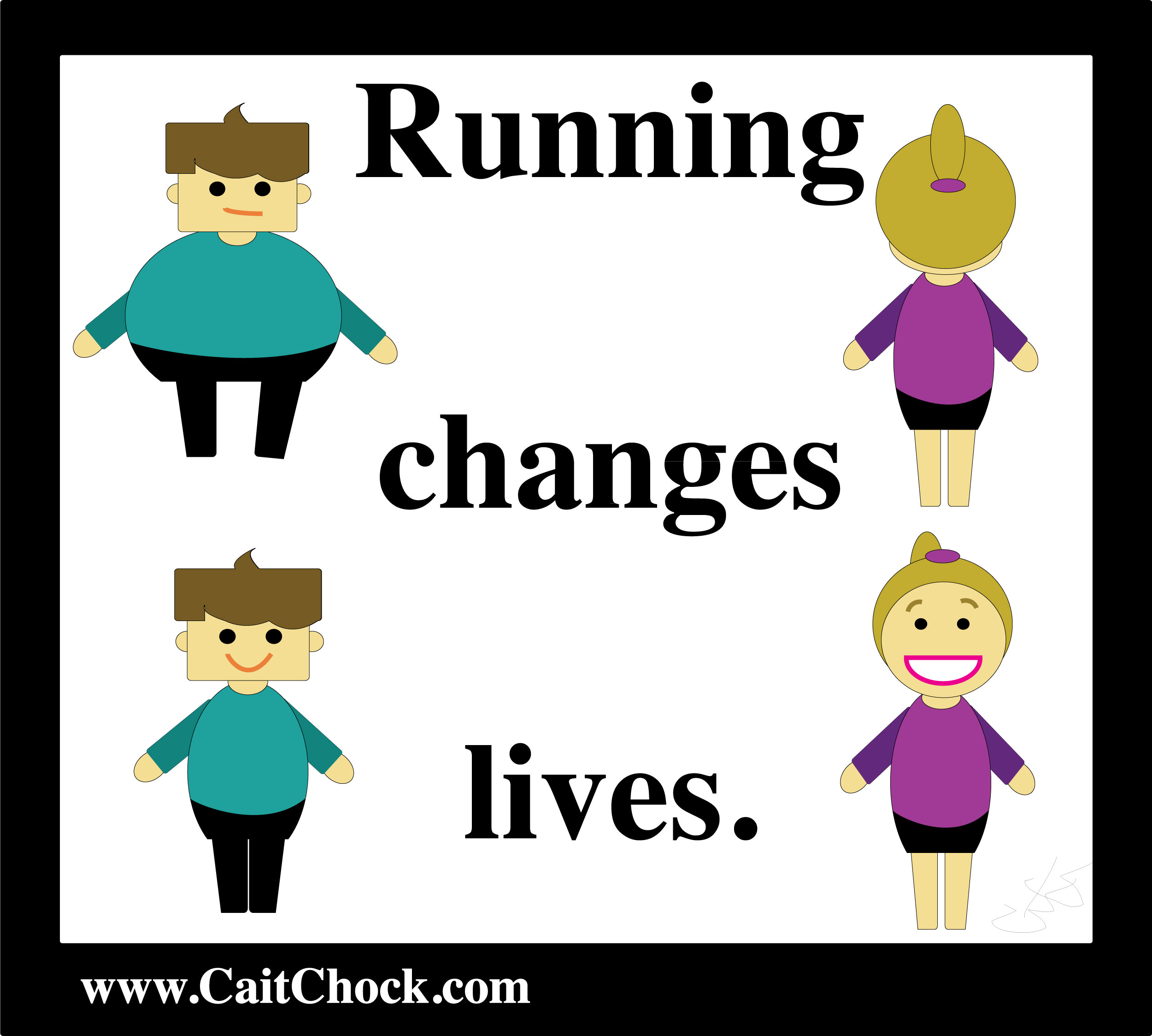 running changes lives
