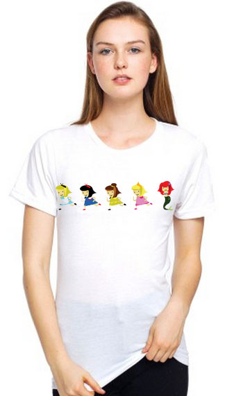 run princess shirt