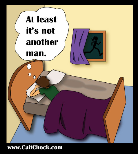 runner spouse pains