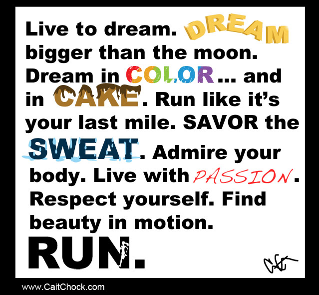 live to dream motivation