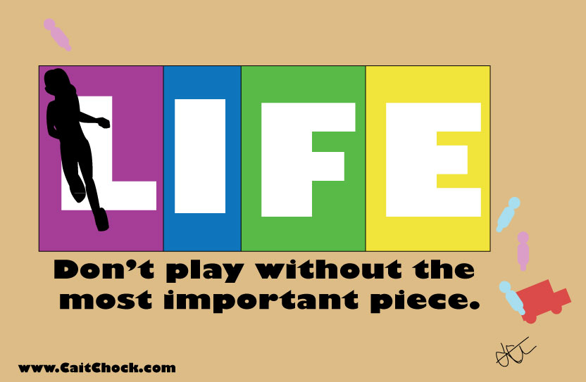 game of life with running