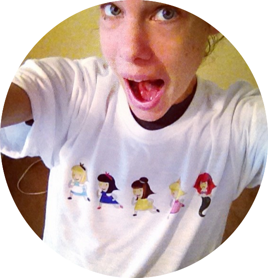 running_princess_shirt