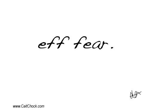 eff fear