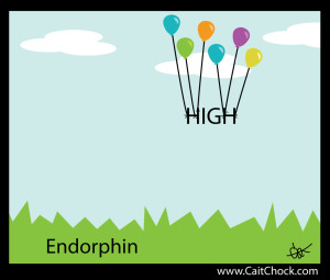 endorphin high